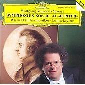 Wolfgang Amadeus Mozart - Mozart: Symphonies Nos. 40 & 41 (1990)