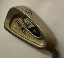 Ladies Ping i3+ Yellow Dot 6 Iron L-Flex Graphite Shaft