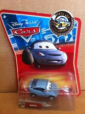 """DISNEY CARS DIECAST - """"Matti"""" - Reporter - Final Lap Collection Combined Postage"""