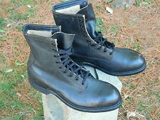 "1981 Knapp 8"" Steel Toe Work Boots / US Men: 7 1/2 R / USA / Deadstock"
