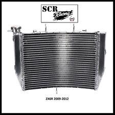Kawasaki ZX6R ZX 6  Racing Super Cooling Radiator 2009-2012