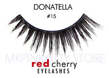 Red Cherry Lashes #15 False Eyelashes  Fake Eyelashes