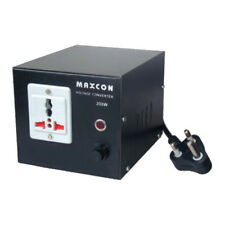 MX Voltage Converter Converts 220to 110 Volts 500 Watts Surge Protector-MX 1174