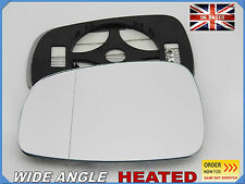 Wing Mirror Glass SUZUKI SWIFT 2005-2010 Wide Angle HEATED Left Side #SU015