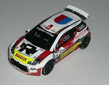 CITROEN DS 3 R5  HOTZ RALLY DEL TICINO  2016 DECALS 1/43