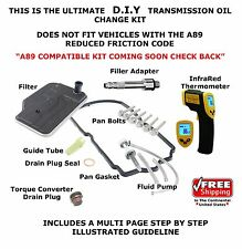 Ultimate Mercedes Automatic Transmission Service Kit 722.9xx Everything You Need
