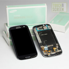 ORIGINAL Samsung Galaxy S3 NEO GT-i9301 Display Screen schwarz black GH97-15472E