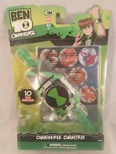Ben 10 Omniverse Omnitrix 10 Disc Shooter watch no batteries required New 2014