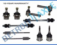 NEW 10pc Complete Front Suspension Kit 2002-2005 Ford Explorer Mountaineer 4.0L