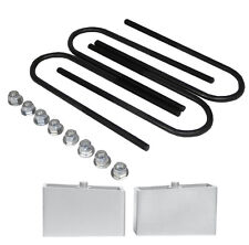"Chevy S10 4"" Drop Kit Blocks Truck Mini Rear Lowering Pickup"