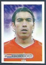 MUNDOCROM WORLD CUP 2006- #189-HOLLAND & BARCELONA-GIOVANNI VAN BRONCKHORST