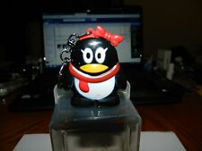 Tuxedo Penguin Shaped Keychain Butane Lighter