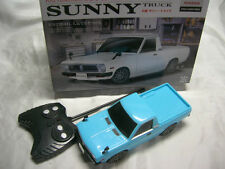 DATSUN Sunny Truck Electric RC Light Blue Almost Ready YSN 2013 1:20 Boys & Girl