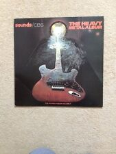 The Sounds Album Volume 4 - The Heavy Metal Album - vinyl LP