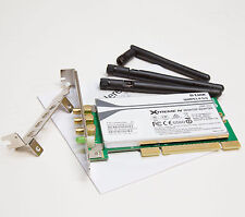 D-Link Xtreme N DWA-552 300Mbps 802.11n Wireless WIFI PCI Adapter