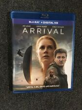 Arrival Bluray 1 Disc Set ( No Digital HD ) In Hand Ready To Ship