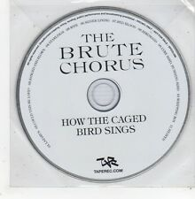 (GD930) The Brute Chorus, How The Caged Bird Sings - DJ CD