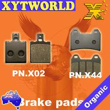 Front Rear Brake Pads for DUCATI 600 Monster 2000-2001