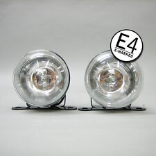 Fog Spot Lights 12v Car For Vauxhall Opel Vivaro Antara Movano E-Marked