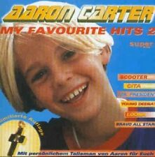 Aaron Carter My favourite hits 2 (1998, V.A.: Caught in the Act, Cause, F.. [CD]