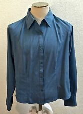 Royal Robbins Women's Coolmax Long Sleeved Shirt Size XL   JB0517