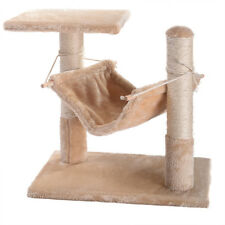 "Deluxe Cat Tree 18"" Condo Furniture Scratching Post Pet House Pet Play Toy"