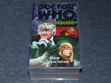 Doctor Who - The Green Death [DOUBLE VHS TAPES] [1999]