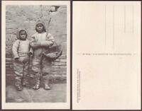China. Sien-Hsien Children Beggars old PPC. Mission. Xianxian