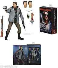 "Terminator TECH NOIR T-800 7"" Ultimate Action Figure NECA Arnold Schwarzenegger"