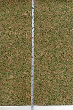 # 8 SHEETS GRASS GROUND  HO 1/87  EMBOSSED BUMPY 20X28CM EACH #1