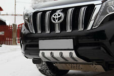 PROTECTION PARE CHOC + PLAQUE DE PROTECTION TOYOTA LAND CRUISER 120 02-09-INOX
