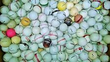 100 Hit Away/ Practice/ Shag Used Golf Balls Assorted