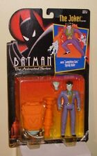 Joker with Laughing Gas Gun Figure Batman Animated Squirts Water 1992 Kenner