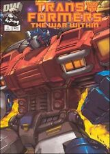 TRANSFORMERS THE WAR WITHIN #1 DREAMWAVE COMICS