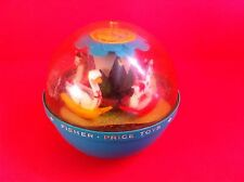 FISHER PRICE ROLY POLY CHIME BALL TOY VINTAGE 1966 CAROUSEL