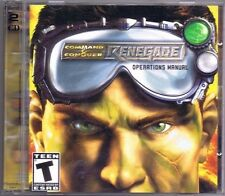 Command and Conquer: Renegade (PC, Both Discs) w/ CD Key Free US Shipping! Mint!