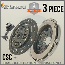 For Renault Trafic FL Box 1.9 dCi 100 01-15 3 Piece CSC Clutch Kit