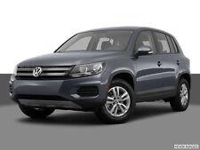 Volkswagen: Tiguan SE Sport Utility 4-Door