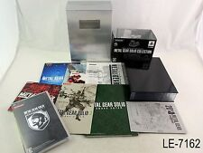 Metal Gear Solid 20th Anniversary Collection PS2 Japanese Import Playstation 2