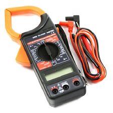 Multimetro Tester Digitale Pinza Amperometrica Con Puntali Tensione 266 hsb