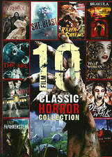 10-Film Classic Horror Collection DVD
