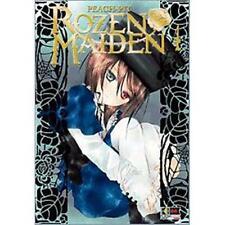 ROZEN MAIDEN 4 - II Serie - MANGA Flashbook - NUOVO