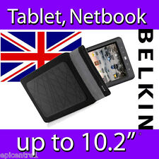 BELKIN KNITTED SLEEVE MOUSE MAT NETBOOK TABLET APPLE IPAD ANDROID NEXUS 10.2""