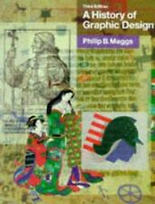 A History of Graphic Design, Meggs, Philip B., Good Book