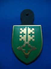 PORTUGAL JAIL PRISON HOUSE ZONA CENTRO MILITARY BADGE 47mm
