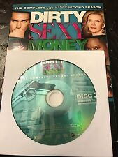 Dirty Sexy Money - Season 2, Disc 3 REPLACEMENT DISC (not full season)