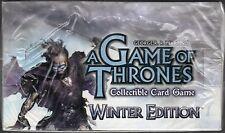 A Game of Thrones Collectible Card Game [CCG] – Winter Edition Booster Box
