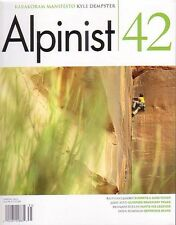 Mountaineering: Climbing, Alpinist Magazine #42 - Brand New, Unread