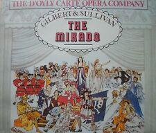 Gilbert & Sullivan: The Mikado  (2xCD) ... FREE UK P+P ........................