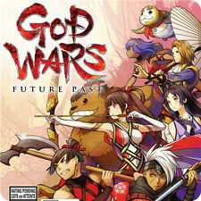 PSV God Wars: Future Past SONY PLAYSTATION VITA Kadokawa RPG Games PREORDER